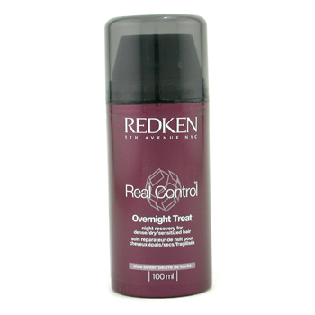 buy Redken Real Control Overnight Treat (For Dense/Dry/Sensitized Hair) 100ml/3.4oz by Redken skin care shop