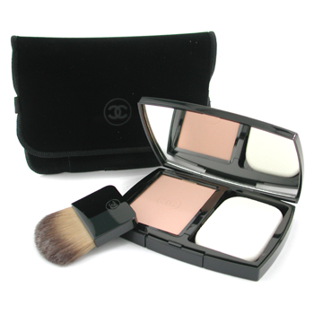 Chanel Vitalumiere Eclat Comfort Radiance Compact -Maquillaje Compacto SPF 10 - # BR30 ( Beige Rose