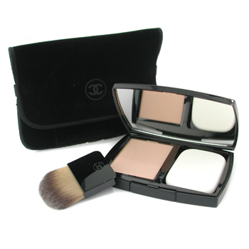 Chanel Vitalumiere Eclat Comfort Radiance Compact -Maquillaje Compacto SPF 10 - # B30 ( Beige 30 )