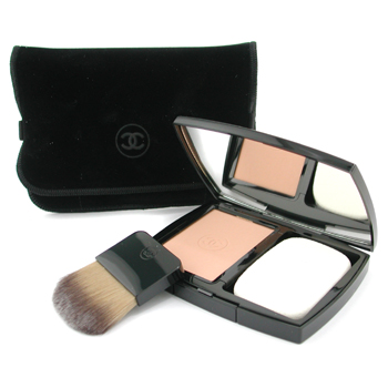 Chanel Vitalumiere Eclat Comfort Radiance Compact - Maquillaje Compacto SPF 10 - # BA30 ( Beige Ambr