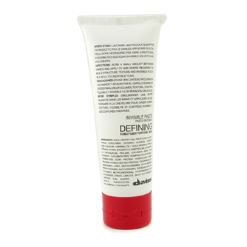 buy Davines Defining Invisible Paste 75ml/2.5oz by Davines skin care shop