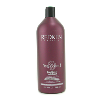 buy Redken Real Control Nourishing Repair Conditioner (For Dense/ Dry/ Sensitized Hair) 1000ml/33oz by Redken skin care shop