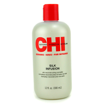 buy CHI Silk Infusion Silk Reconstructing Complex 300ml/12oz by CHI skin care shop