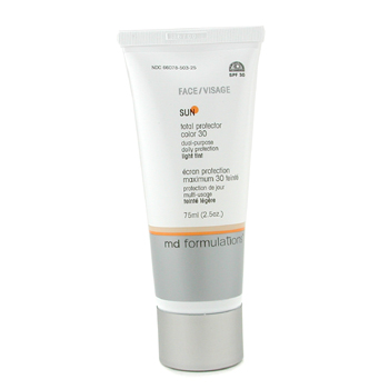 MD Formulation Total Protección Color 30 - Light Tint