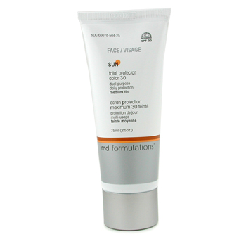 MD Formulation Total Protección Color 30 - Medium Tint