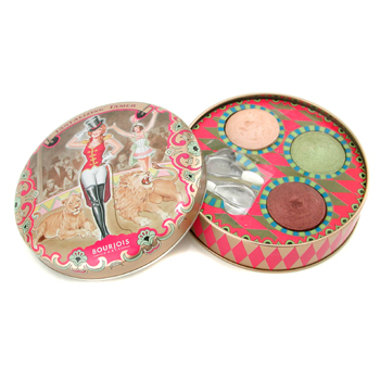 Bourjois The Big Top Beauty: Tantalizing Tamer Set - Sombra de Ojos Set