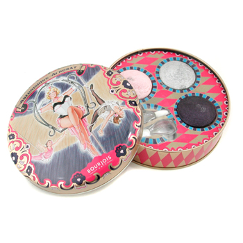 Bourjois The Big Top Beauty: Astonishing Acrobat Set - Sombra de Ojos Set