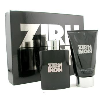 Zirh International Estuche Ikon: Agua de Colonia Vaporizador 125ml + Loción Corporal y Manos 200ml