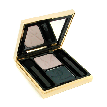 Yves Saint Laurent Ombre Duo Lumiere - Sombra Ojos Dúo - No. 19 Oatmeal/ Petroleum Blue