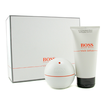 Hugo Boss In Motion White Estuche: Agua de ColoniaVaporizador 90ml + Gel de Ducha 150ml