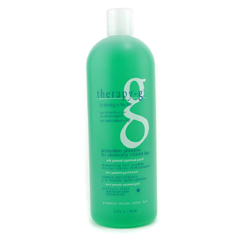 buy Therapy-g Antioxidant Shampoo Step 1 (For Thinning or Fine Hair/ For Chemically Treated Hair) 1000ml/33.8oz by Therapy-g skin care shop