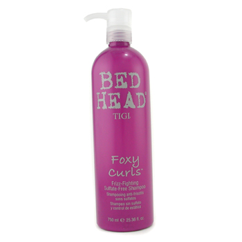 Tigi Bed Head Foxy Curls Frizz-Fighting Sulfate-Free Champú Rizos anti encrespado