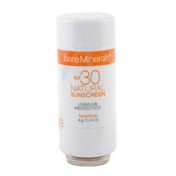 Bare Escentuals BareMinerals Natural Pantalla Solar SPF 30 Cuerpo y Rostro - Light
