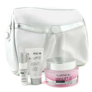 Gatineau EstucheDefi Lift 3D Perfect Design: Crema 50ml + Serum 5ml + Crema Alisadora Cuello y Escot