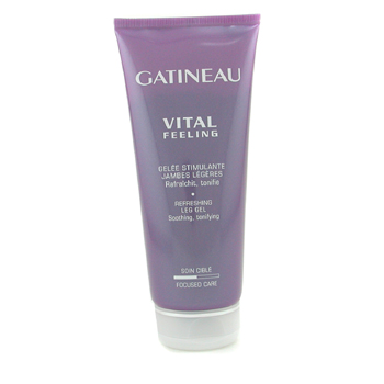 buy Gatineau Vital Feeling Refreshing Leg Gel 200ml/6.7oz  skin care shop