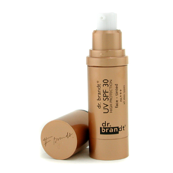 buy Dr. Brandt UV SPF 30 High Protection For Face - Tinted PA+++ 30g/1oz skin care shop
