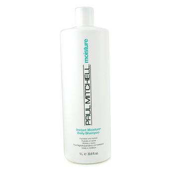 Cuidados com o cabelo, Paul Mitchell, Paul Mitchell Instant Moisture Daily Shampoo ( Hydrates and Revives ) 1000ml/33.8oz
