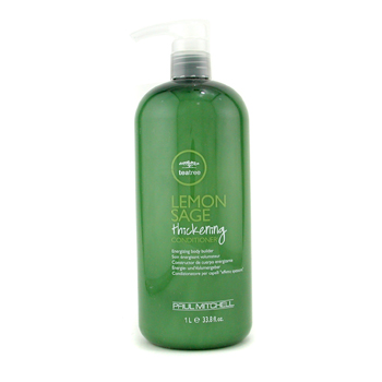 Cuidados com o cabelo, Paul Mitchell, Paul Mitchell Lemon Sage Thickening Conditioner ( Energizing Body Builder ) 1000ml/33.8oz