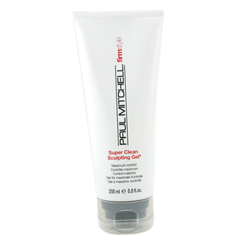 buy Paul Mitchell Super Clean Sculpting Gel (Maximum Control) 200ml/6.8oz by Paul Mitchell skin care shop