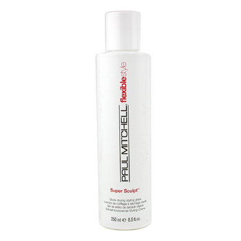 Cuidados com o cabelo, Paul Mitchell, Paul Mitchell Super Sculpt ( Quick-drying Styling Glaze ) 250ml/8.5oz