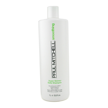 buy Paul Mitchell Super Skinny Daily Shampoo (Smoothes and Softens) 1000ml/33.8oz by Paul Mitchell skin care shop