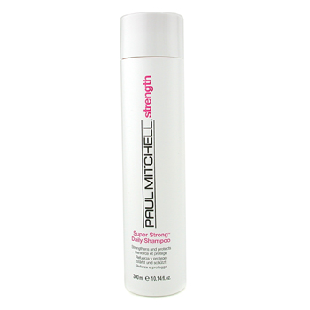 Paul Mitchell Super Strong Champú Diario ( Fortalece y protege )