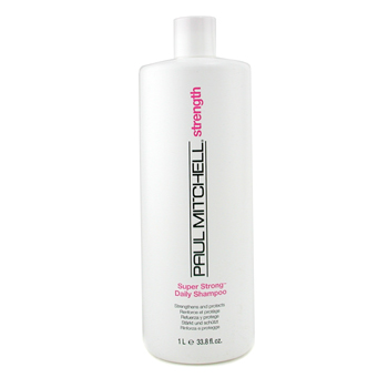 Paul Mitchell Super Strong Champú Diario ( Fortalece y protege)