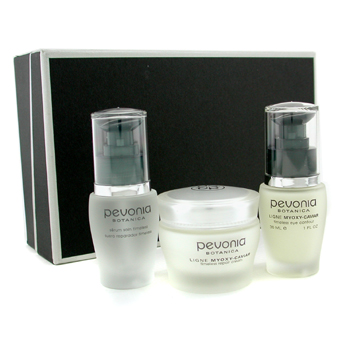 Pevonia Botanica Timeless Holiday For Her Estuche (Ella) : Crema Regeneradora 50ml + Serum Reparador