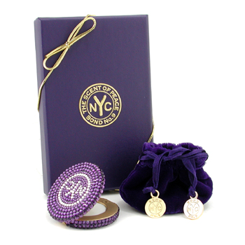 Bond No. 9 The Scent of Peace Purple Velvet Swarovski Solid Perfume Token (Recambio)