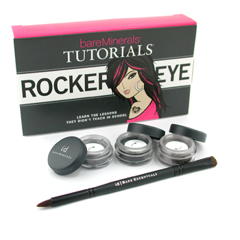 rocker eye makeup. BareMinerals Rocker Eye