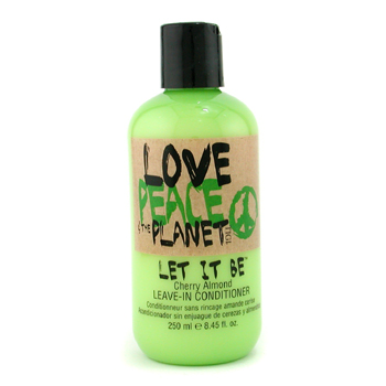 Tigi Love, Peace & The Planet Let It Be Cherry Almond Acondicionador sin Aclarado