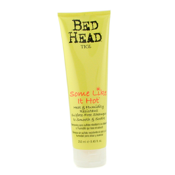 Tigi Bed Head Some Like It Hot Heat & Humidity Resistant Champú libre de Sulfatos