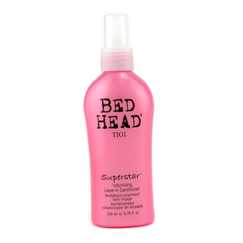 buy Tigi Bed Head Superstar Volumizing Leave-In Conditioner 200ml/6.76oz by Tigi skin care shop