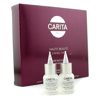 Carita Haute Beaute Cheveu Anti-Hair Loss Care 5-Week Intensive Tratamiento Intensivo Anti caida