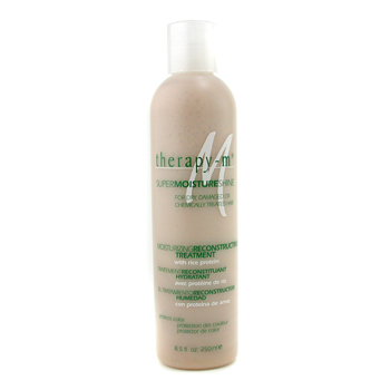 buy Therapy-g SuperMoistureShine Moisturizing Reconstructing Treatment (For Dry  Damaged or Chemically Treated Hair) 250ml/8.5oz by Therapy-g skin care shop
