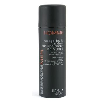 Para a pele do homem, Academie, Academie Men Cleansing &amp; Non-Foaming Gel 150ml/5oz