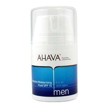 Ahava Men Protective Moisturizing Fluid SPF 15 50ml/1.7oz