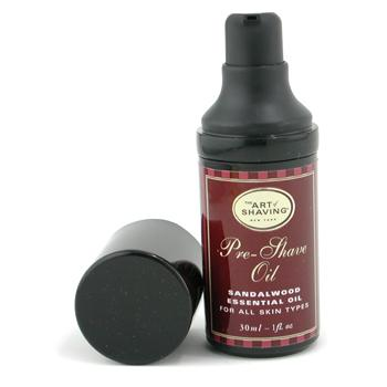 Pre Shave Oil - Sandalwood Essential Oil