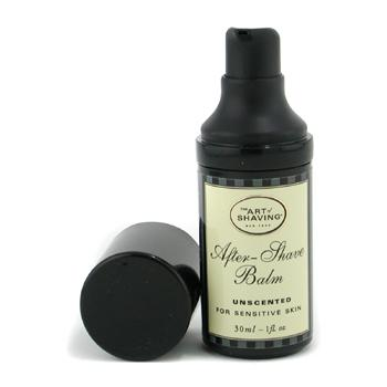 The Art Of Shaving After Shave Balm - Unscented (Travel Size  Pump  For Sensitive Skin 30ml/1oz