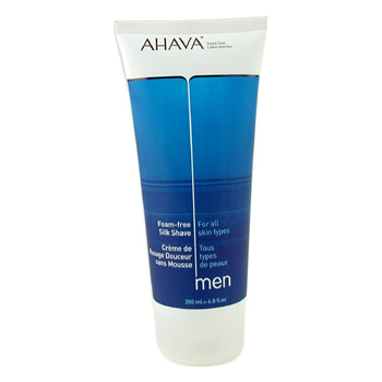 Para a pele do homem, Ahava, Ahava Men Foam Free Silk Shave Cream 200ml/6.8oz
