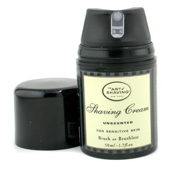 buy The Art Of Shaving Shaving Cream - Unscented (Travel Size  Pump  For Sensitive Skin) 50ml/1.7oz  skin care shop