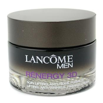 Para a pele do homem, Lancome, Lancome Men Renergy 3D Lifting  Anti-Wrikle  Firming Cream 50ml/1.69oz