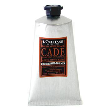 Para a pele do homem, L&#039;Occitane, L&#039;Occitane Cade For Men After Shave Balm 75ml/2.5oz