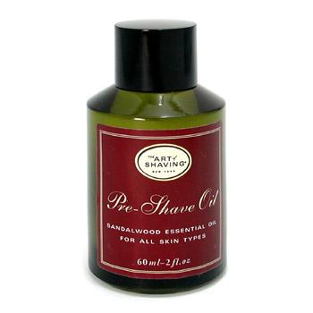 Pre Shave Oil - Sandalwood Essential Oil - For All Skin Types