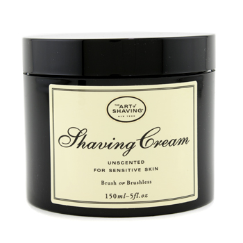 buy The Art Of Shaving Shaving Cream - Unscented (For Sensitive Skin) 150g/5oz  skin care shop