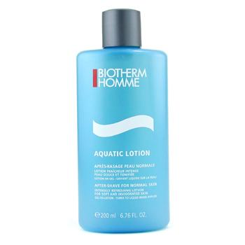 Para a pele do homem, Biotherm, Biotherm Homme Aquatic After Shave Lotion ( Normal Skin ) 200ml/6.76oz