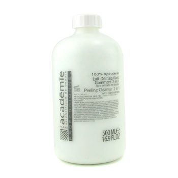 100% Hydraderm Peeling Cleanser 2 in 1