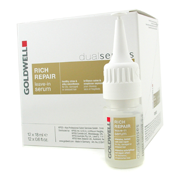 Goldwell Dual Senses Rich Repair Leave-In Serum ( Cabello Seco, Estropeado o estresado )