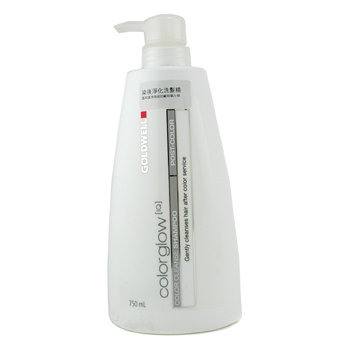 Goldwell Color Glow IQ Color Cleanse Champú Cabellos Teñidos