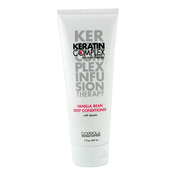 buy Keratin Complex Vanilla Bean Deep Conditioner 207ml/7oz by Keratin Complex skin care shop